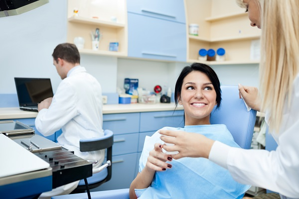 Getting A Filling From Your General Dentistry Provider